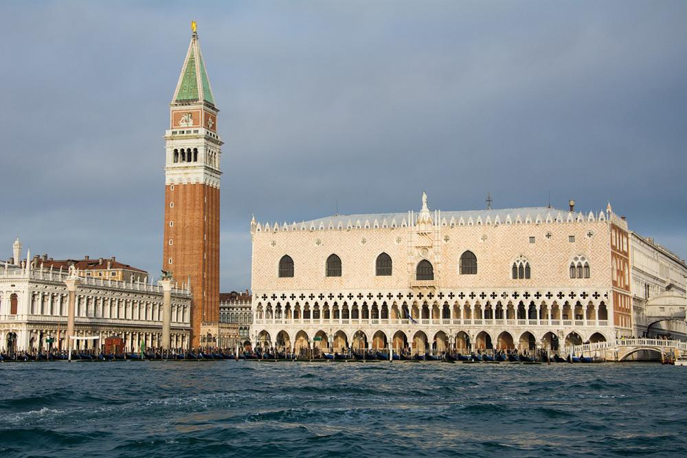 Tintoretto exhibition Venice Falciani restaurant