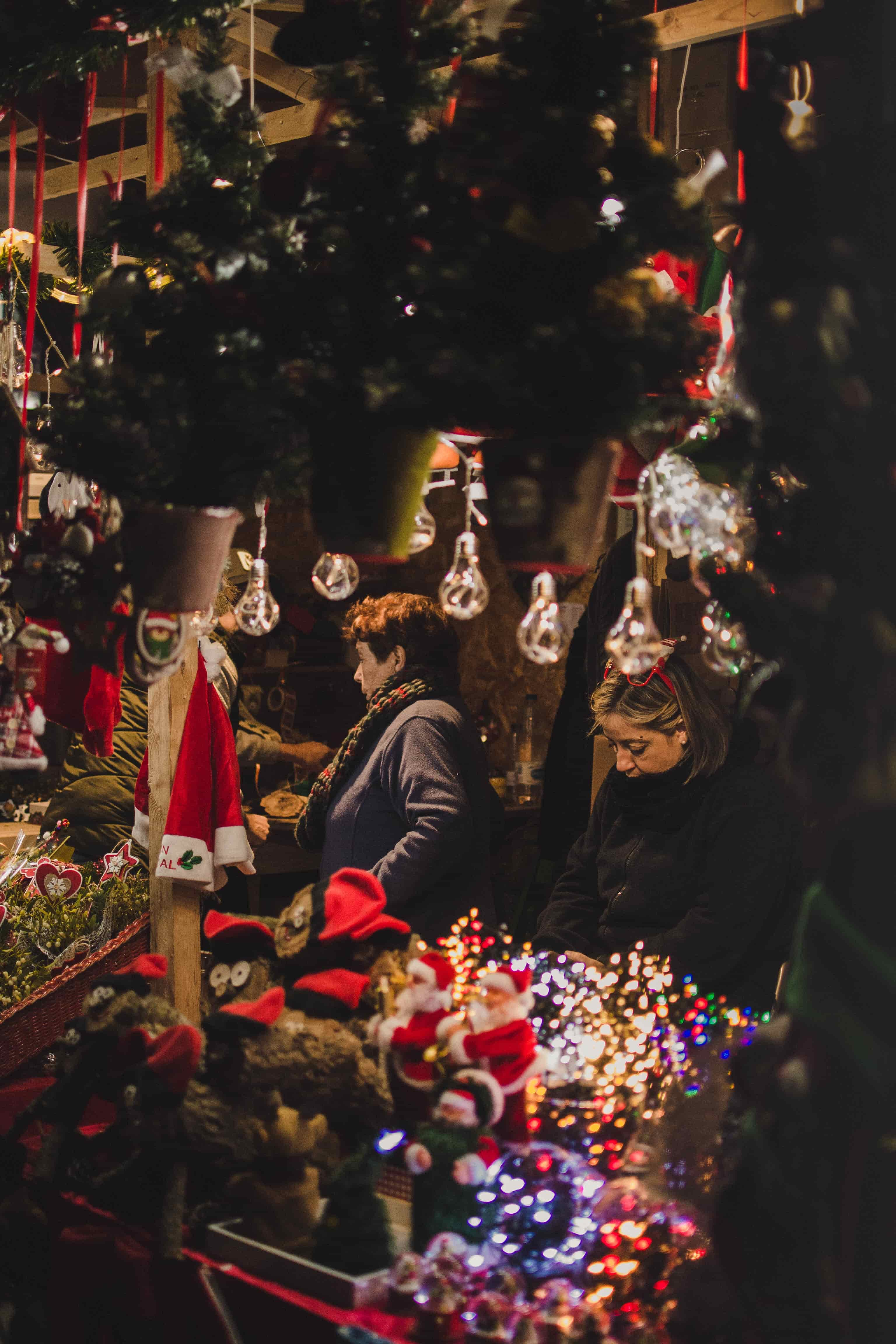 Venice in a festive mood: the Christmas markets