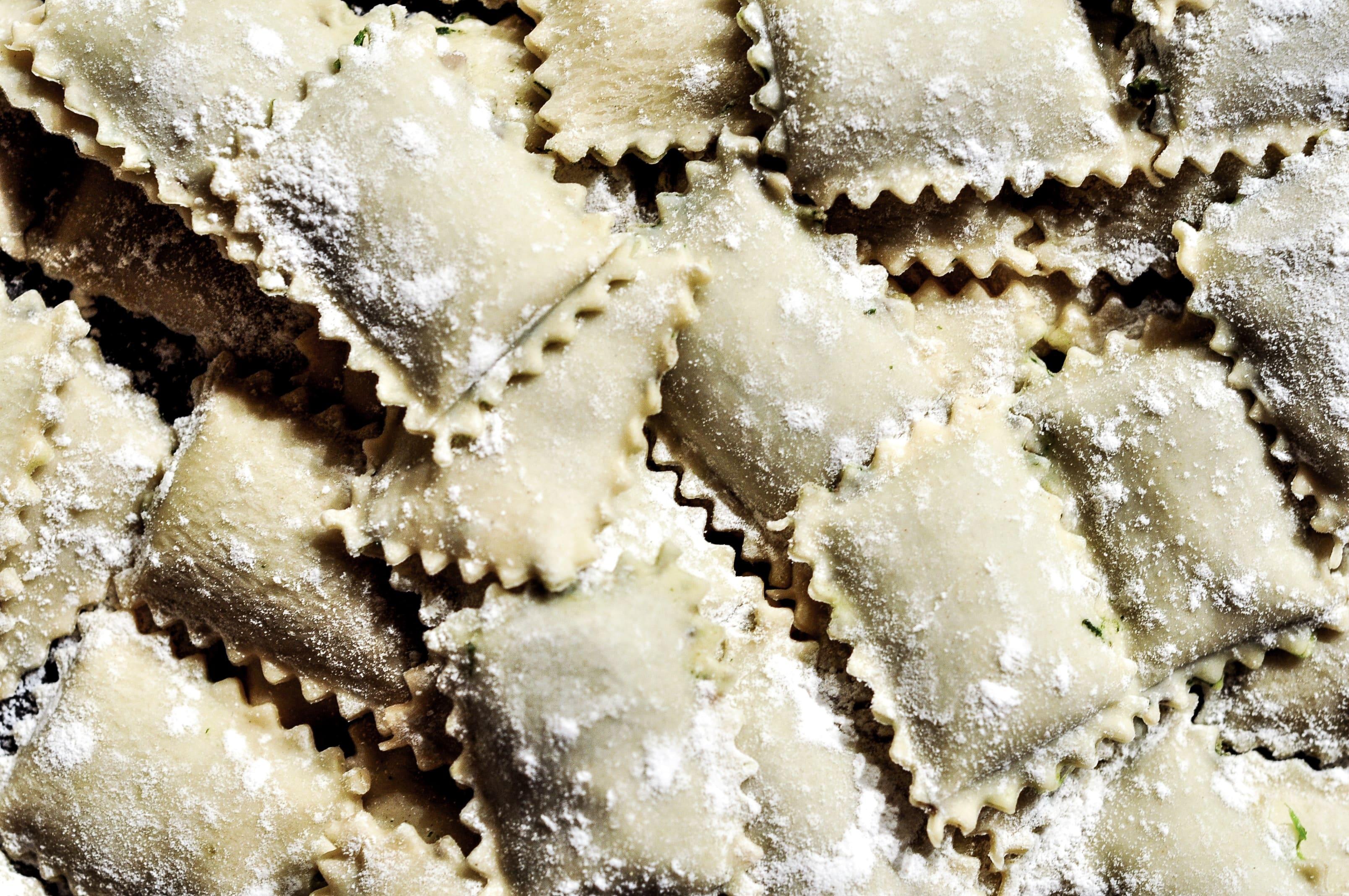 ravioli di magro falciani